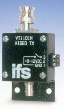 Transmitter/Receiver offer contact closure relay option.