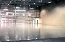 Floor Coating Systems reduce facility downtime.