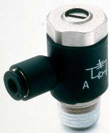 Flow Regulators are offered in two compact styles.