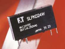 Solid State Relay suits industrial control applications.