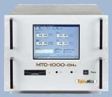 Trace Methane Analyzer is portable and calibration-free.