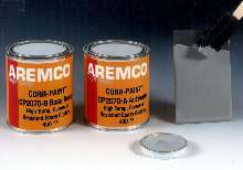 Epoxy Coating provides corrosion protection to 300°F.