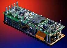 DC/DC Converter gives OEMs high power and current densities.