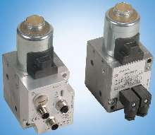 Valves enable remote control of pneumatic force.