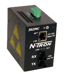 Media Converter offers Ethernet switching technology.