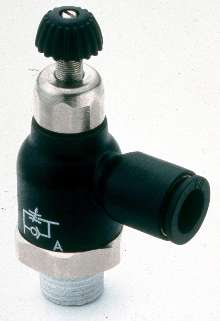 Flow Control Regulators withstand severe conditions.