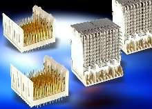 Backplane Connector suits high-speed systems.
