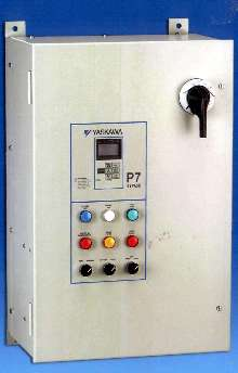 AC Drive provides 3-contactor bypass control.
