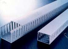 Wiring Ducts offer open or closed design.