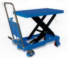 Scissor Lift Tables offer capacities to 1,750 lb.