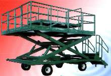 Platform Lifts offer capacities from 1,000 to 10,000 lb.