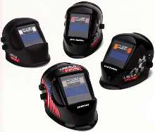 Welding Helmets provide protection and style.