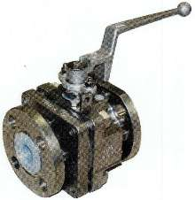 Full Port Ball Valve is offered with PFA lining option.