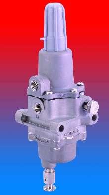 Instrument Airset has zero leakage from relief valve.