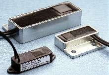 Steel Proximity Sensors monitor ferrous metal components.