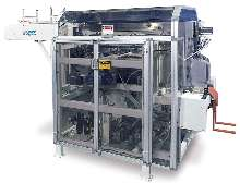 Pivot Loader offers vertical packing of stand-up pouches.