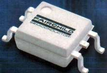 Triac-Driver Optocouplers come in compact MFP packaging.