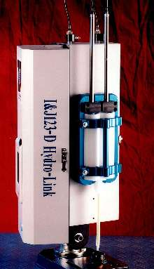 Dispense System utilizes twin-pack cartridges.