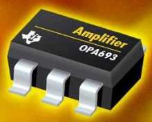 Fixed-Gain Amplifier suits video signal processing.