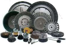 Power Brushes accommodate many applications.