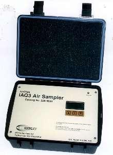 Sample Pump features low-noise design.