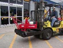 Forklift Platform suited for small, heavy loads.