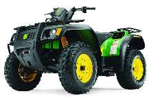 Utility ATVs offer power, stability, and handling.