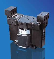 Clamps offer jaw for holding short, wide parts.