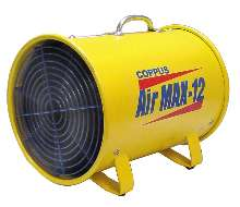 Ventilating Blower is compact and powerful.