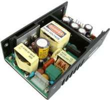 Power Supplies offered in compact 3 x 5 in. package.