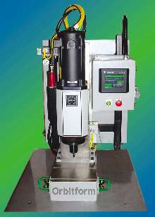 Riveting Machine delivers over one ton of force.