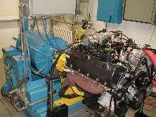 Dynamometer Test System provides engine simulation.