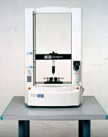 Universal Tester tests precision parts and electronics.