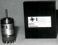 Modular Absolute Encoders suit severe environments.