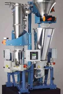 Gravimetric Blender utilizes BSP feeder technology.