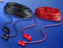 Test-Lead Components enable CAT III 1000 V safety rating.
