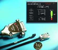 Digital Encoder works in linear and rotary applications.