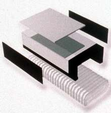 Flexible Spacer designed for insulating glass.