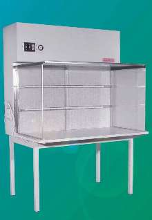 Clean Benches meet Class 100 cleanroom conditions.