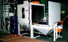 Pressure Blast System suited for large parts.