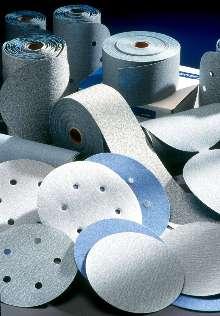 Discs and Rolls suit demanding sanding applications.