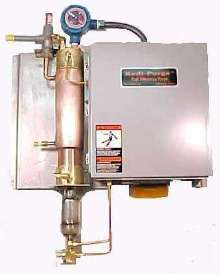 Refrigerant Purger helps maintain chiller efficiency.