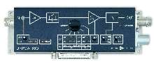 Current Amplifier offers variable gain from 102-108 V/A.
