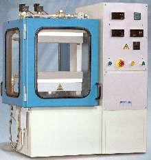 Platen Presses are suited for use in R&D laboratories.