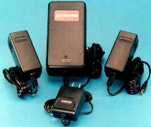 External Switching Power Adapters are rated from 12-60 W.