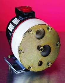 Diaphragm Pumps feature rupture protection.