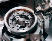 PCBN Inserts machine hardened steels and irons.