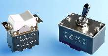 Toggle and Rocker Switches come in several varieties.