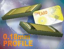 Low Profile Capacitors suit smart card applications.