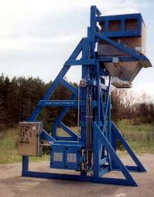 Container Dumper offers 180° rotation.